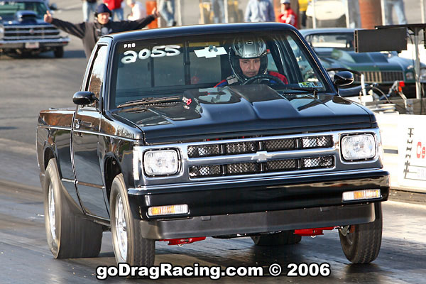 1988  Chevrolet S10 Pickup pro neat street picture, mods, upgrades