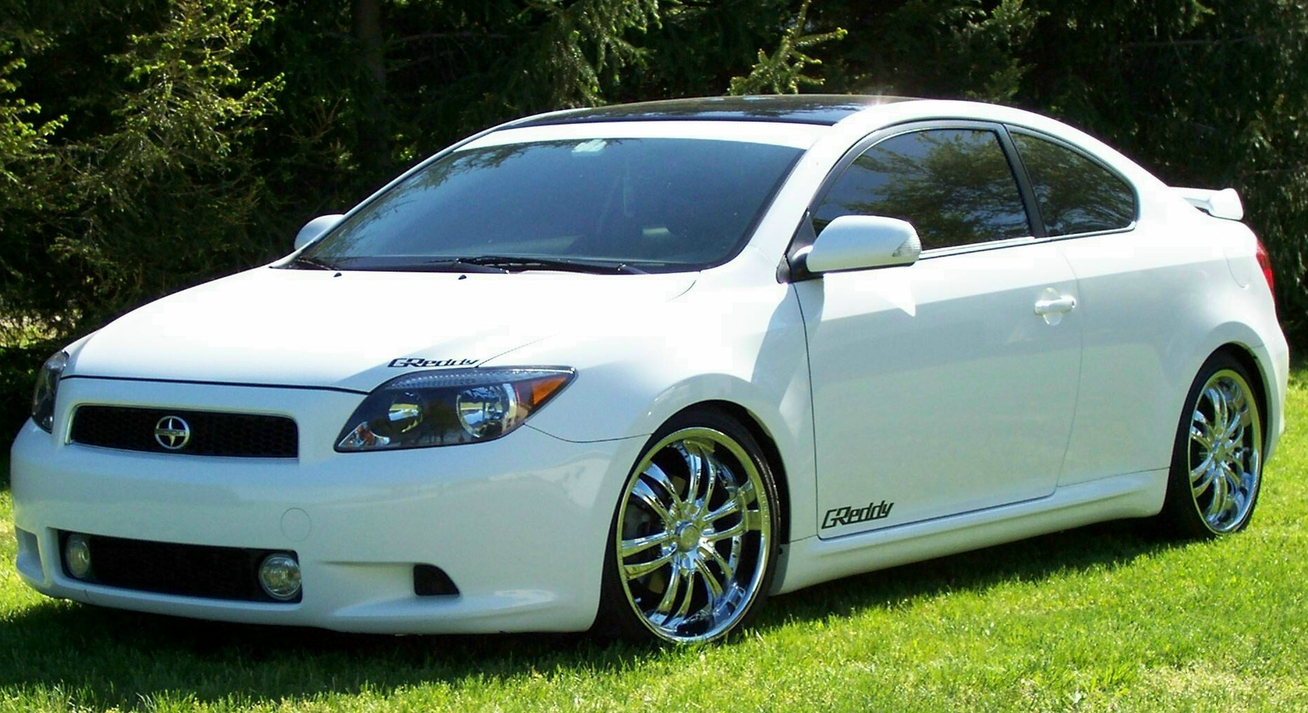 2005  Scion tC Turbo picture, mods, upgrades