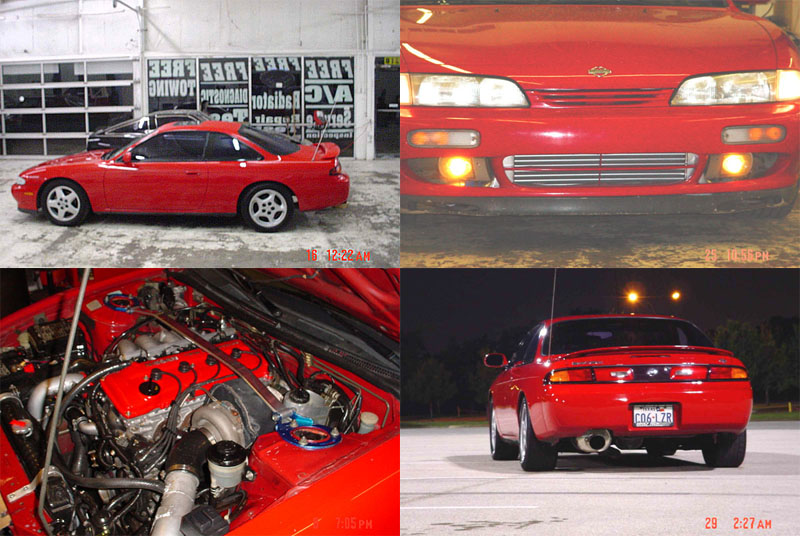 1995 Nissan 240SX Turbo