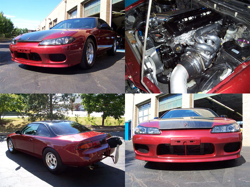 Car Extended Warranty >> 1995 Nissan 240SX Turbo & Nitrous 1/4 mile Drag Racing ...
