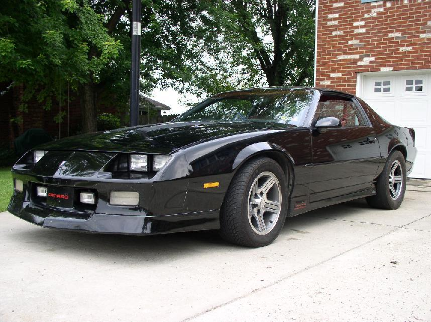 1989  Chevrolet Camaro Iroc-Z 5.7L picture, mods, upgrades