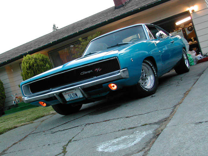 1968 Dodge Charger Pictures &