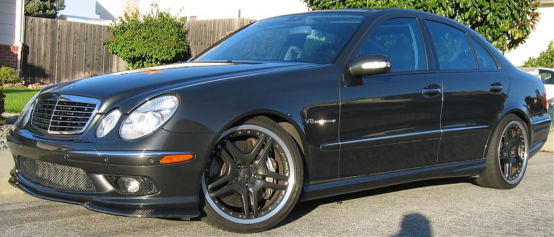2003 Mercedes-Benz E55 AMG ASP Pictures, Mods, Upgrades, Wallpaper ...