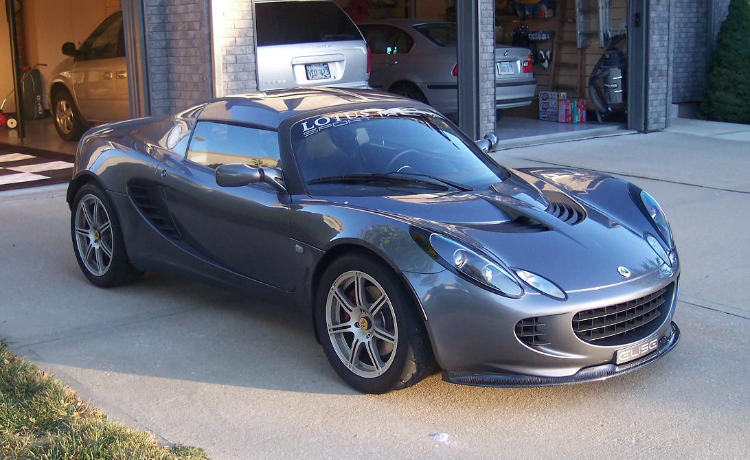 2005 lotus elise 111r 1 4 mile drag racing timeslip specs 0 60. Black Bedroom Furniture Sets. Home Design Ideas