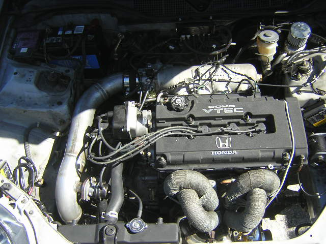 2000 Honda Civic dx Turbo