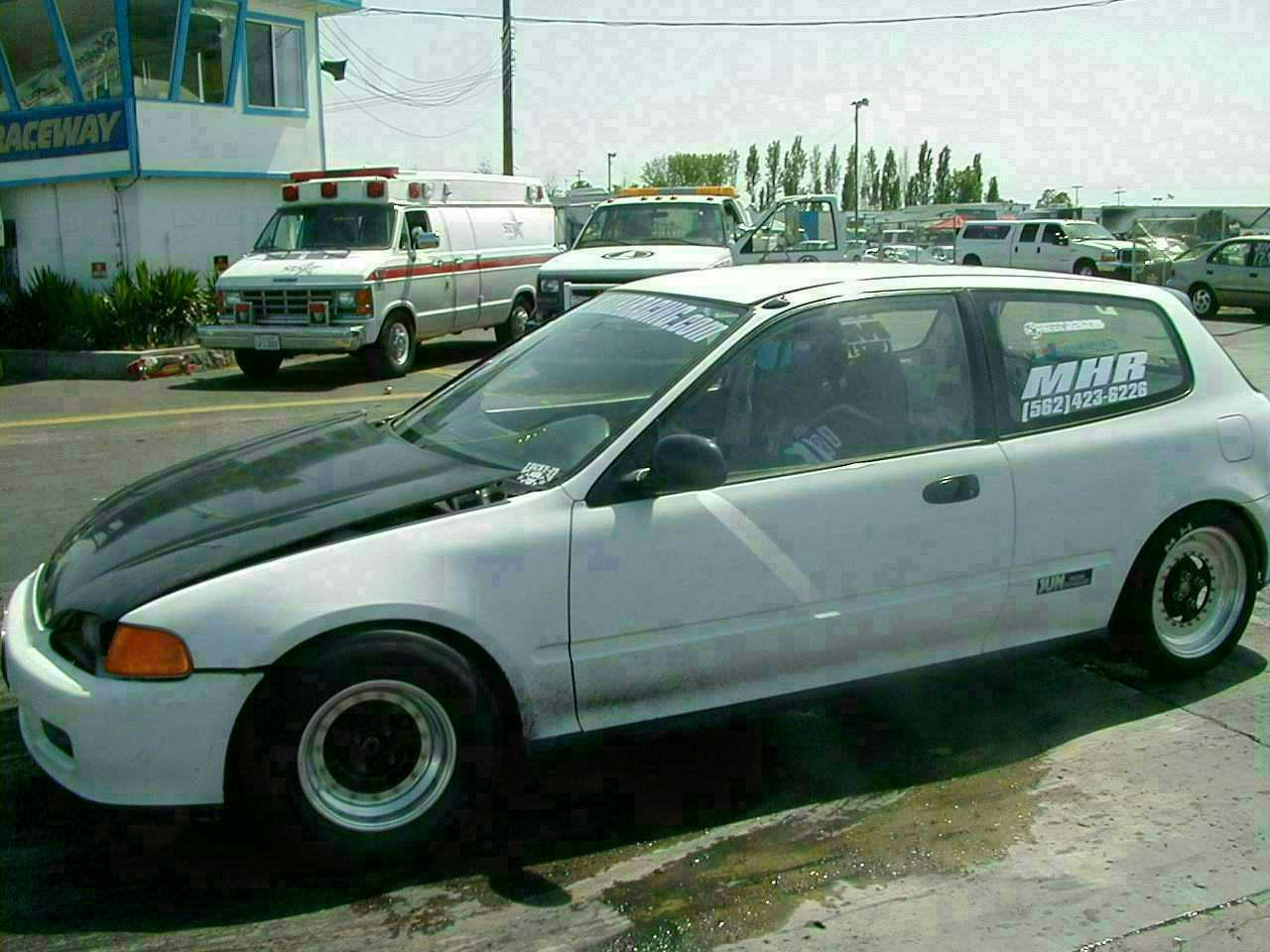 1993 Honda Civic cx