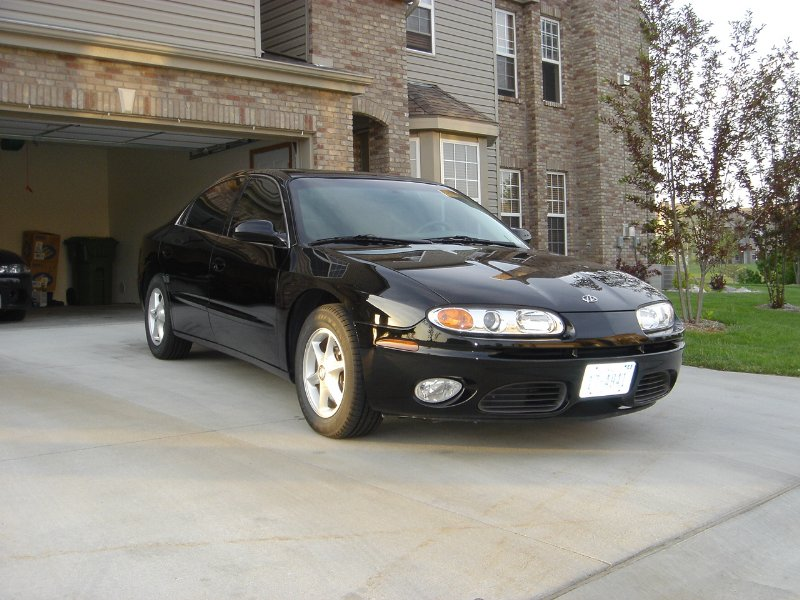 2001  Oldsmobile Aurora 3.5 picture, mods, upgrades