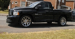 2004 Dodge RAM SRT10 Stock