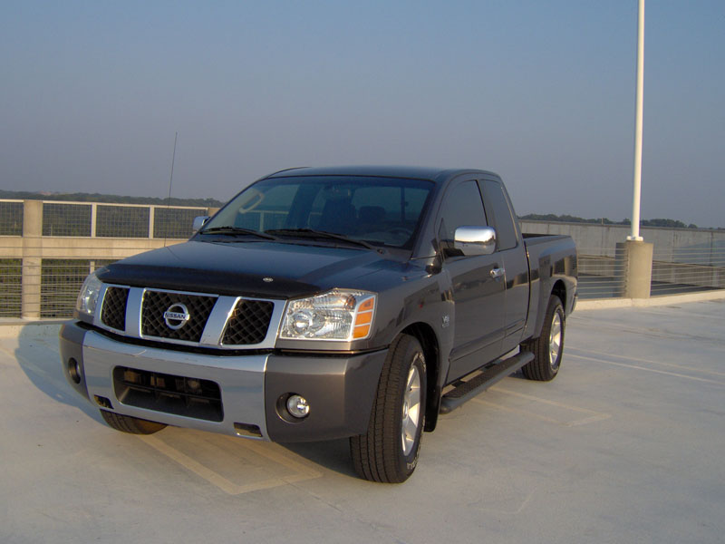 2004  Nissan Titan LE KC 2wd picture, mods, upgrades