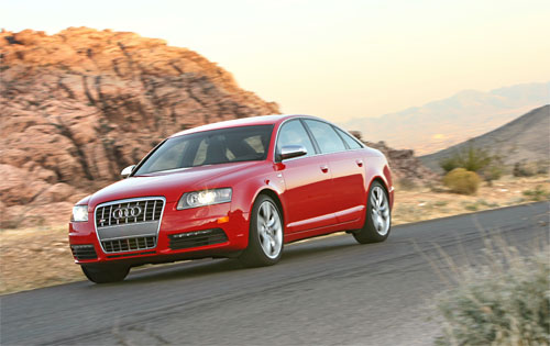 2007  Audi S6  picture, mods, upgrades