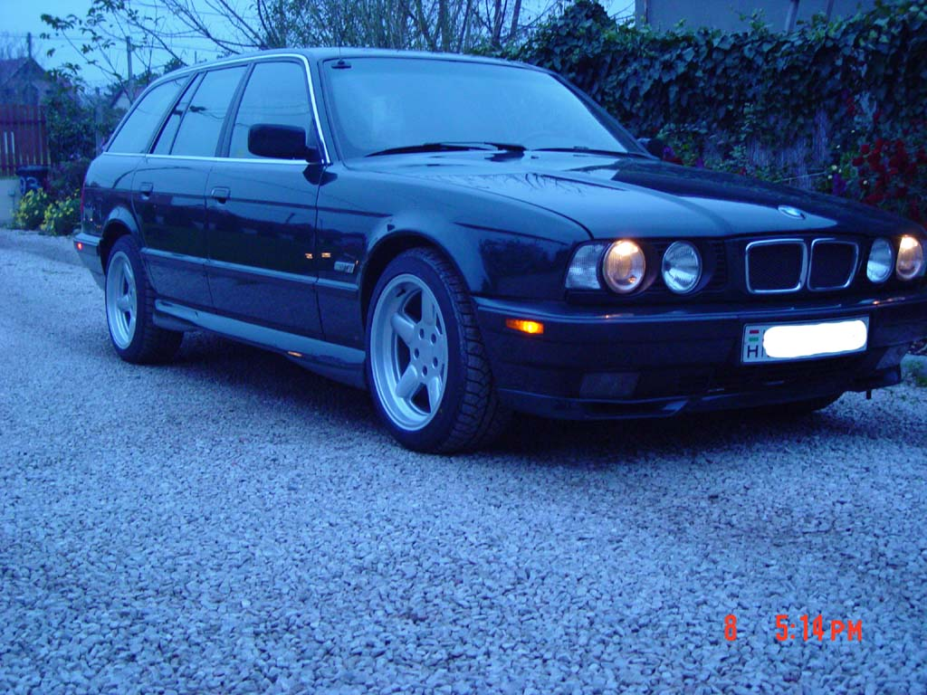 1994 BMW 525iT 2,7 Biturbo