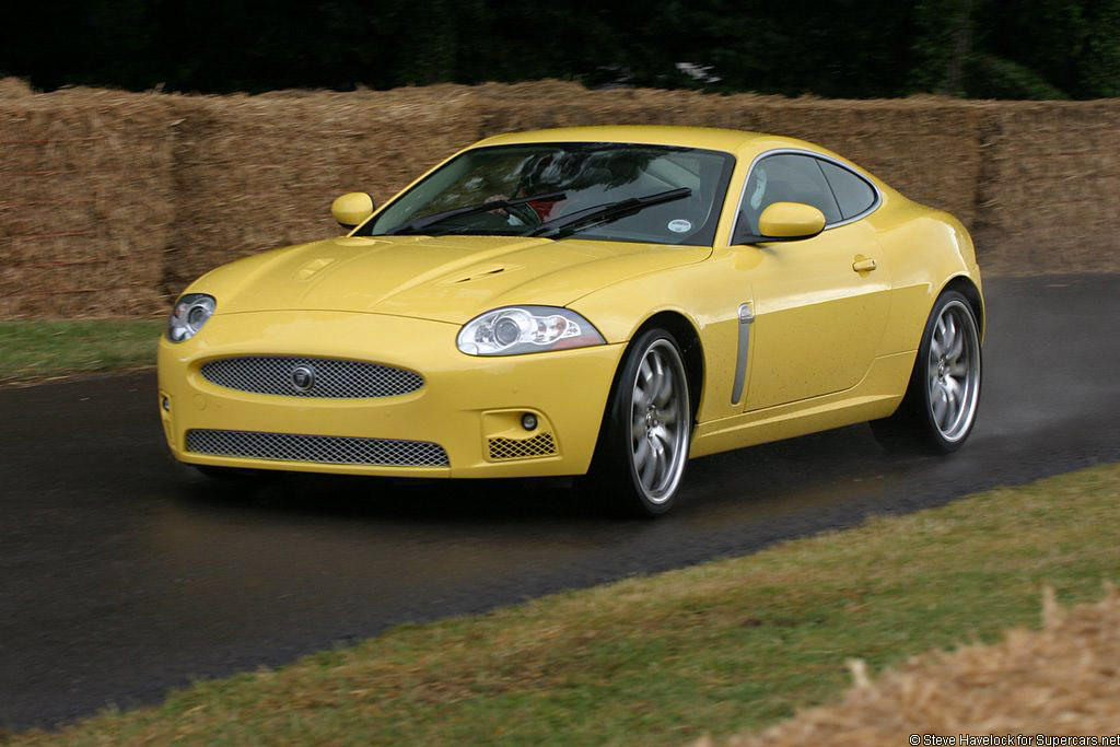 2007  Jaguar XKR  picture, mods, upgrades