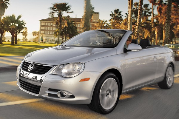 2007  Volkswagen EOS 2.0T picture, mods, upgrades