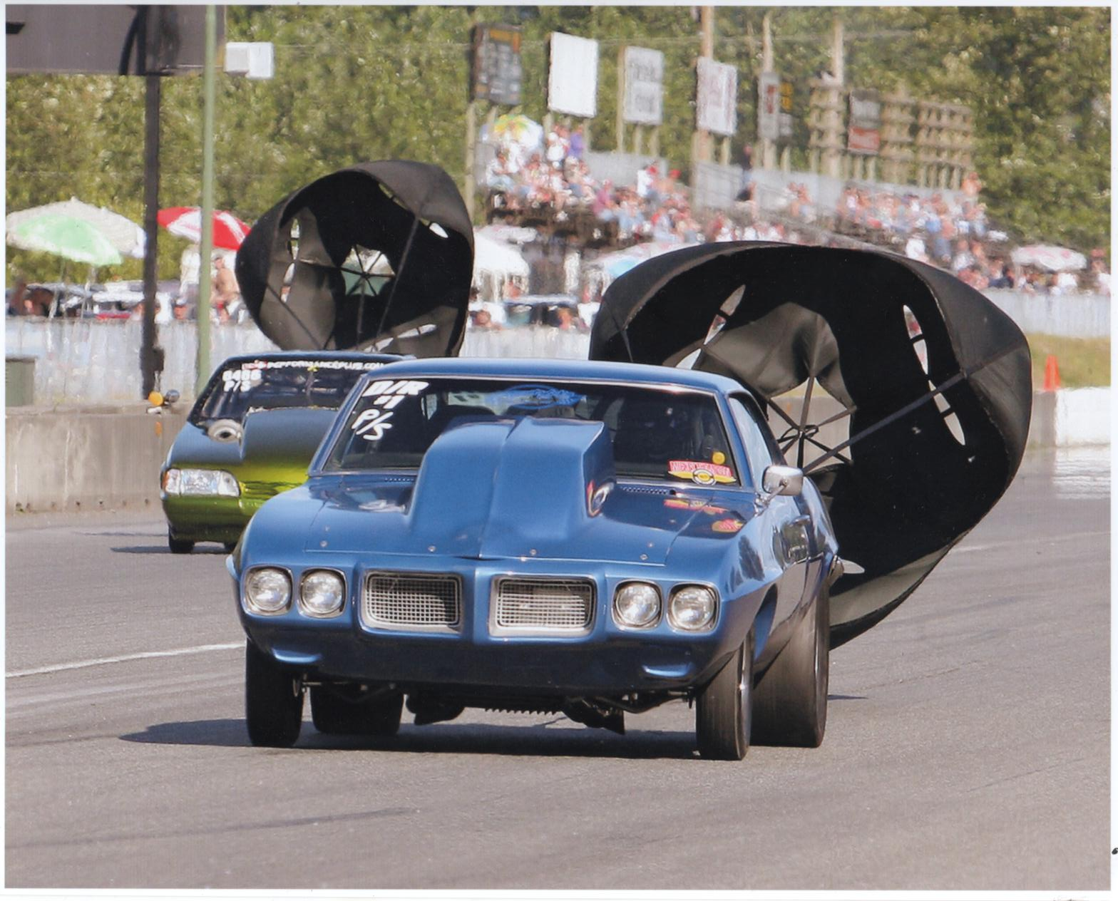 1969  Pontiac Firebird on 275 drag radials picture, mods, upgrades