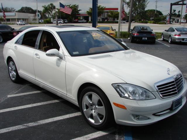 Stock 2007 Mercedes Benz S550 1 4 Mile Drag Racing Timeslip Specs 0