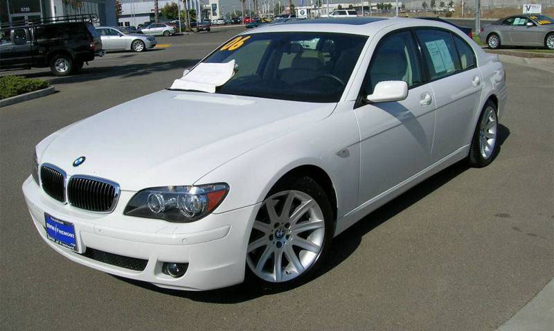 2007 BMW 750Li Pictures, Mods, Upgrades, Wallpaper