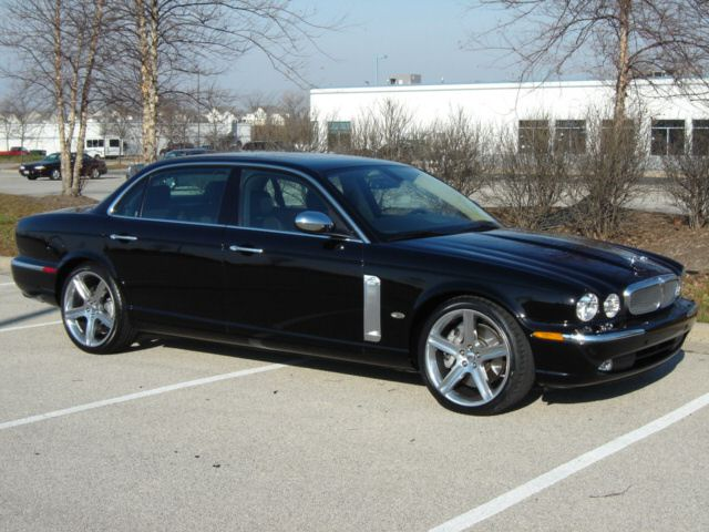 2007 Jaguar XJ Series Super V8
