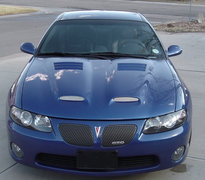 2004  Pontiac GTO Supercharged picture, mods, upgrades