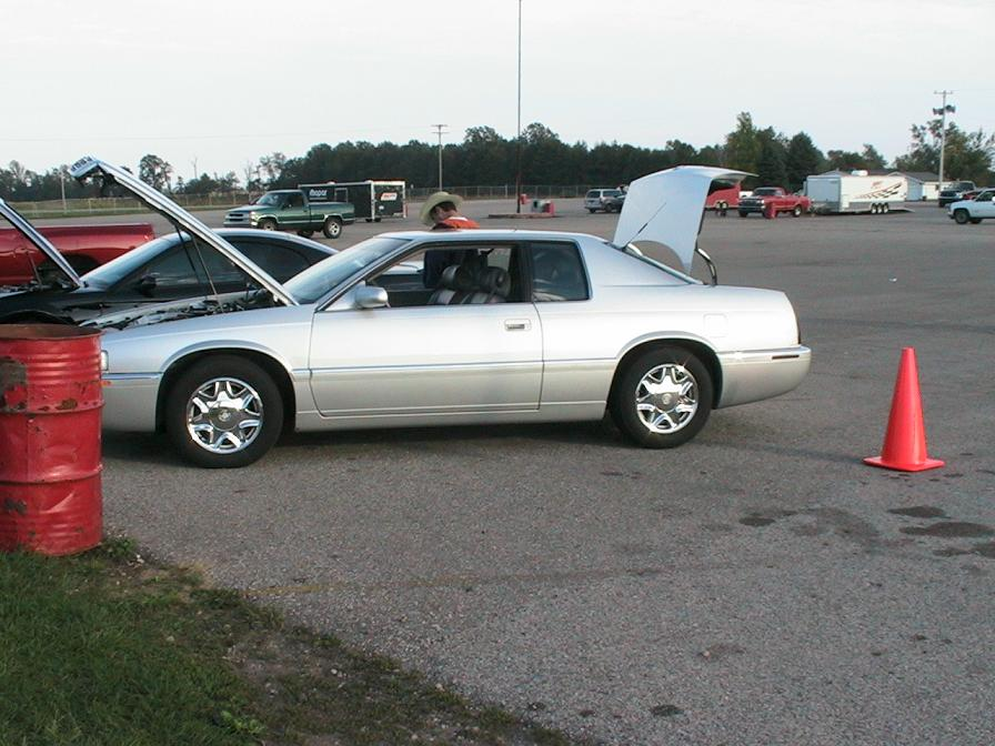 2001  Cadillac Eldorado ETC Nitrous picture, mods, upgrades