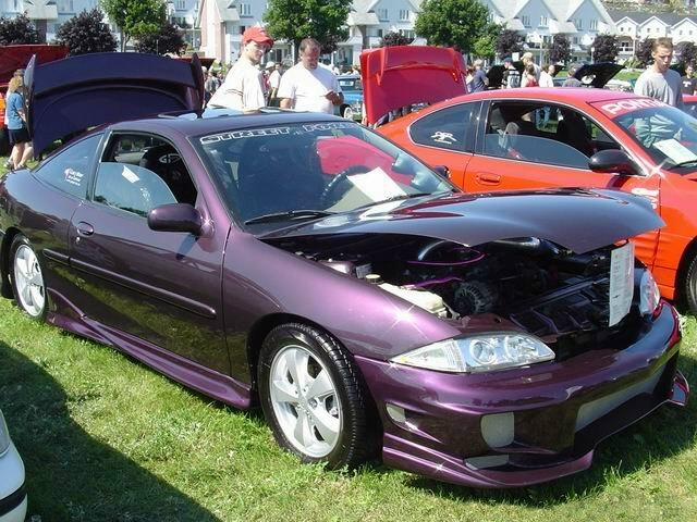 1998 Chevrolet Cavalier Z22 Modified