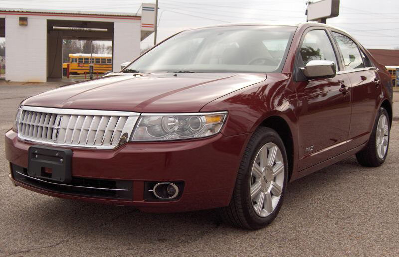 2007 Lincoln MKZ AWD Pictures, Mods, Upgrades, Wallpaper - DragTimes.com