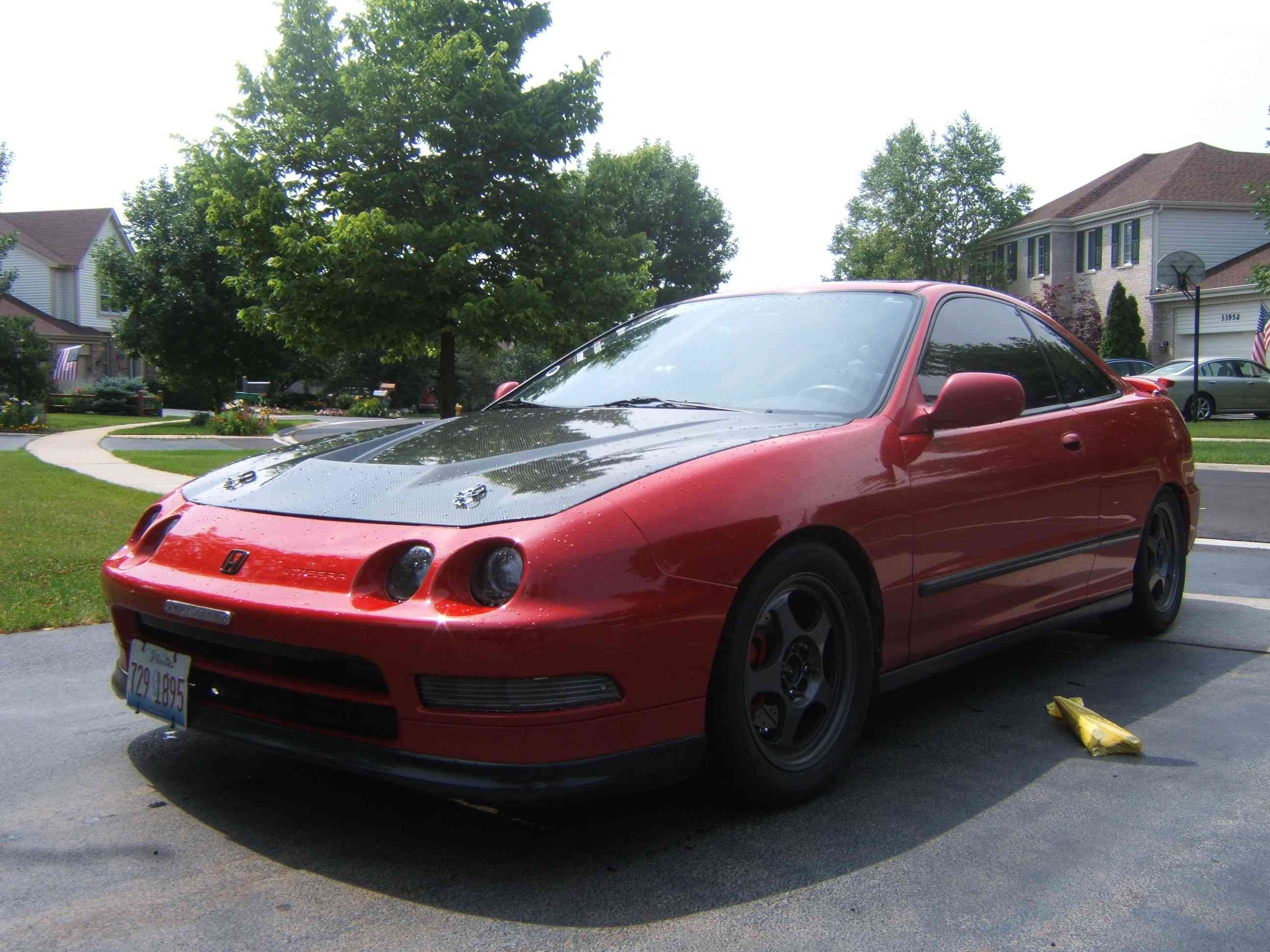 1994 acura integra ls nitrous 1 4 mile trap speeds 0 60. Black Bedroom Furniture Sets. Home Design Ideas