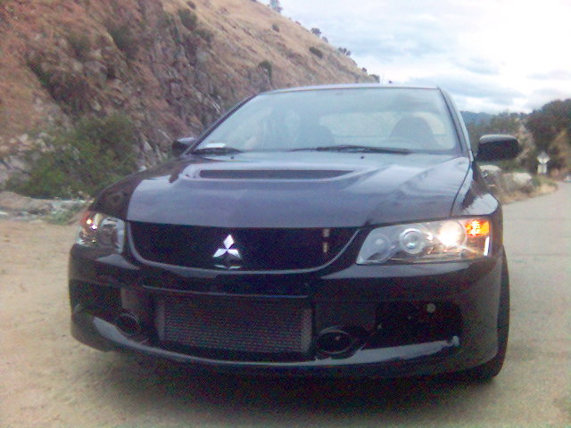 2006  Mitsubishi Lancer EVO IX GSR picture, mods, upgrades