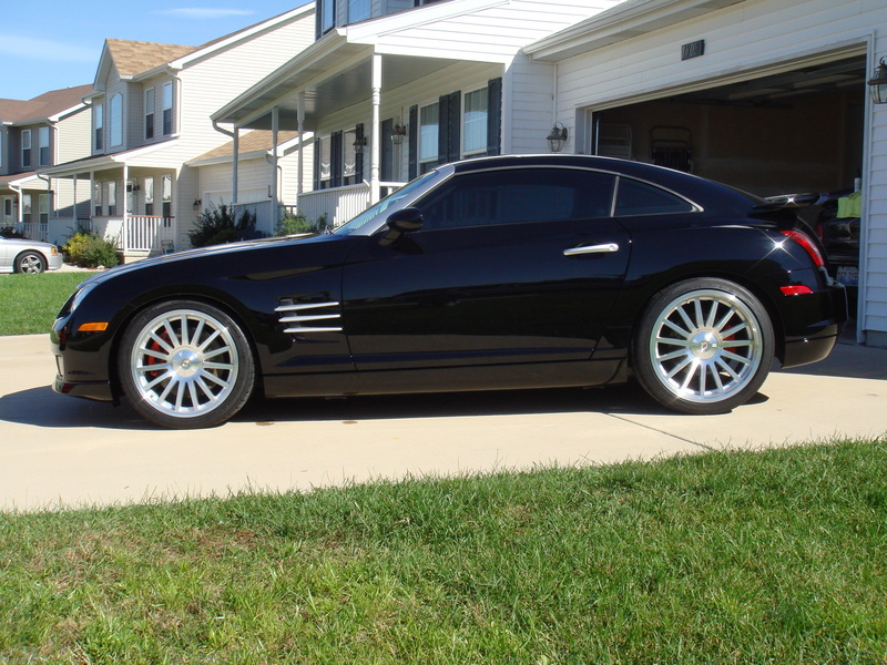 2005 Chrysler Crossfire Srt 6 Renntech Pictures Mods Upgrades