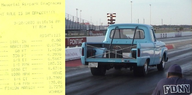 1966  Ford Pickup f-100 picture, mods, upgrades