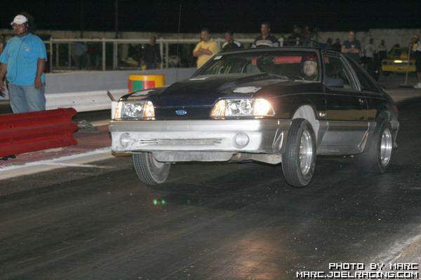 1990 Ford Mustang GT Nitrous