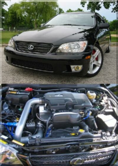 2003  Lexus IS300 In-Line 6, 4 Door picture, mods, upgrades