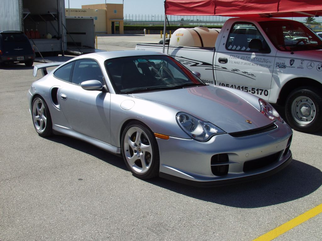 2002  Porsche GT2  picture, mods, upgrades
