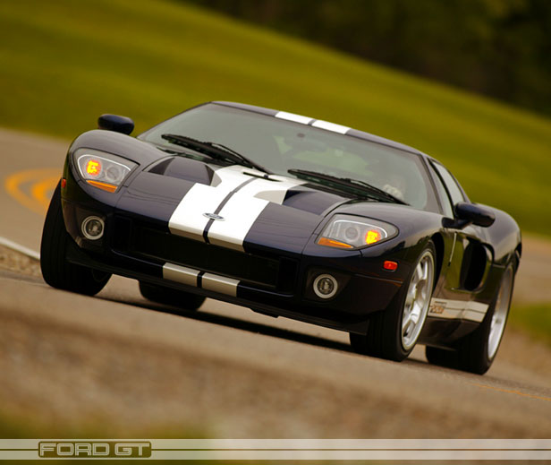 2005  Ford GT  picture, mods, upgrades