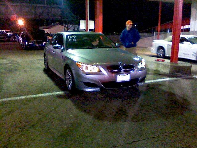2006  BMW M5  picture, mods, upgrades