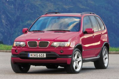 2003  BMW X5 4.6is picture, mods, upgrades