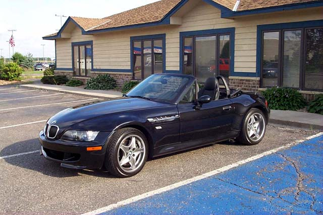 2001  BMW M Roadster  picture, mods, upgrades