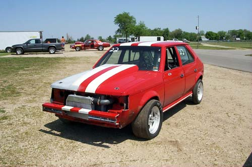 1985  Dodge Omni GLH picture, mods, upgrades