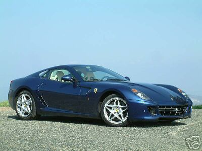 2007  Ferrari 599GTB  picture, mods, upgrades
