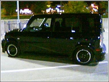 2005  Scion xB HKS Turbo picture, mods, upgrades