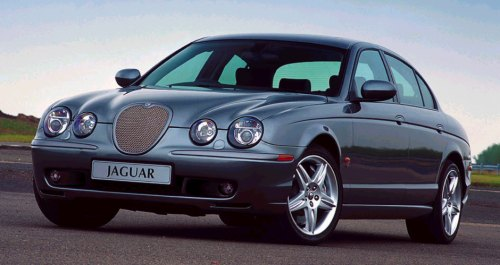 Jaguar s type 0 60
