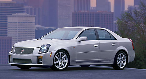 2004  Cadillac CTS-V  picture, mods, upgrades