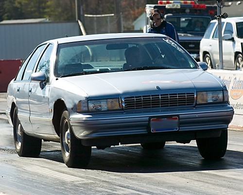 1994  Chevrolet Caprice LS picture, mods, upgrades