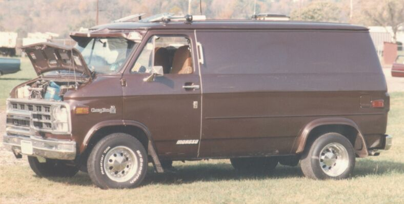 1979  Chevrolet G Van 10 series picture, mods, upgrades