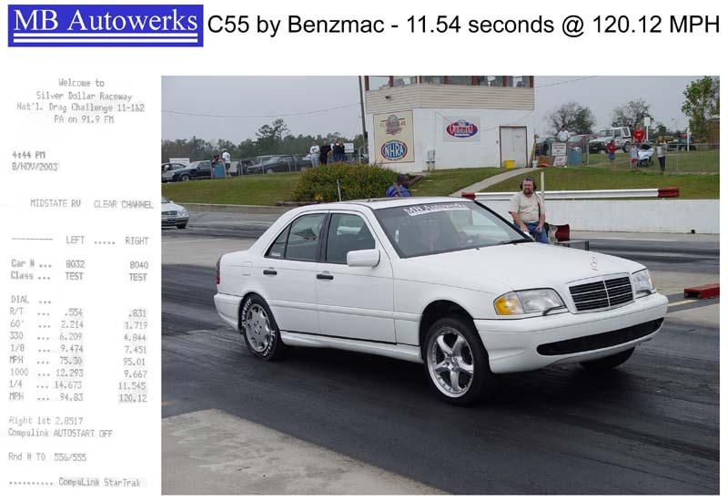 1998  Mercedes-Benz C36 AMG  picture, mods, upgrades