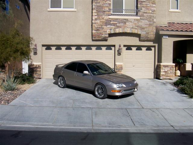 2001 Acura Integra GSR Turbo