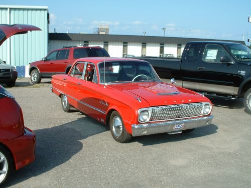 1962 Ford Falcon 4 doors Pictures, Mods, Upgrades, Wallpaper