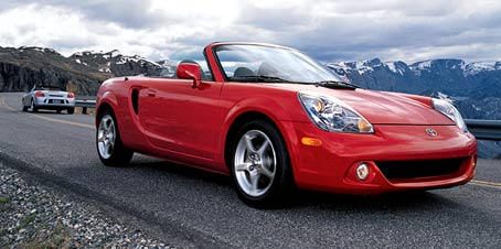 2002  Toyota MR2 Spyder  picture, mods, upgrades