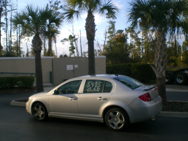 2006 Chevrolet Cobalt SS 2.4L Automatic Pictures, Mods, Upgrades ...