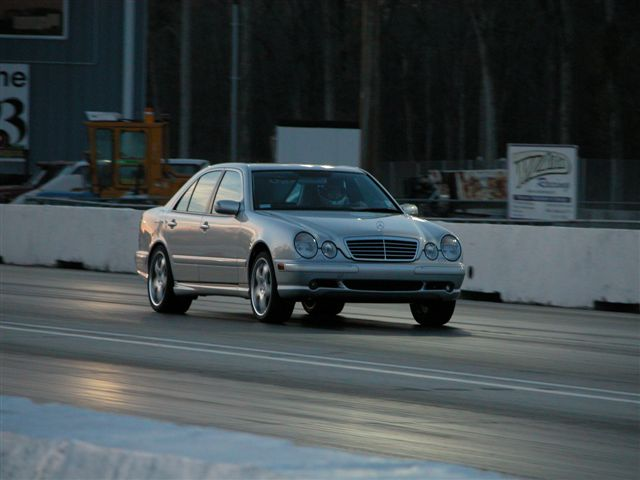 2002  Mercedes-Benz E55 AMG  picture, mods, upgrades