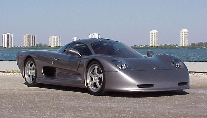 2002  Mosler MT900 Photon picture, mods, upgrades